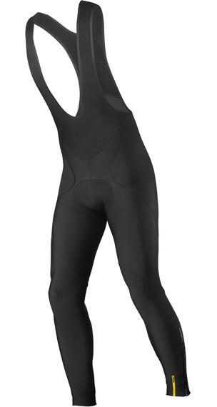 Mavic Ksyrium Elite Thermo Spodnie na szelki Mężczyźni czarny